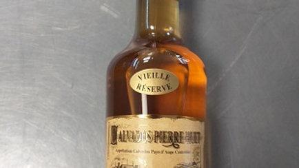 """Calvados AOC pays d'Auge """"vieille réserve"""" 35cl"""