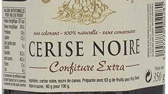 CONFITURE CERISE NOIRE  330GR comme autr
