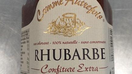 CONFITURE RHUBARBE 330GR comme autr