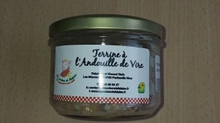 TERRINE A L'ANDOUILLE DE VIRE (0.180kg)
