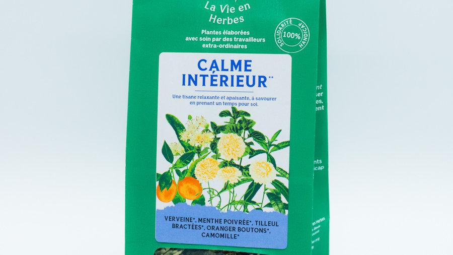 CALME INTÉRIEUR MÉLANGE 25 GR