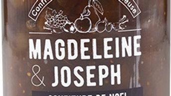 CONFITURE DE NOEL 240GR magdeleine&joseph