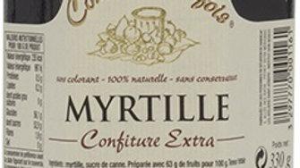 CONFITURE MYRTILLES 330GR comme autrefois