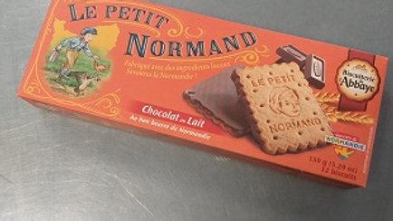 LE PETIT NORMAND CHOCOLAT AU LAIT 150G