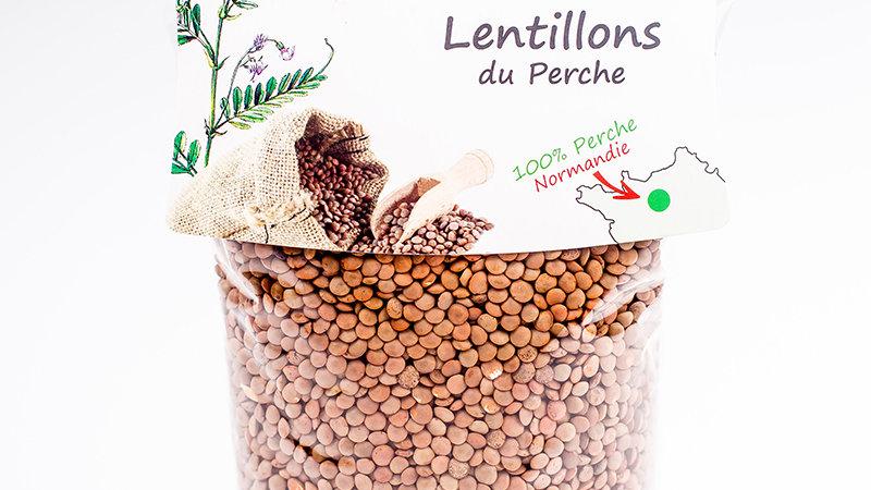 LENTILLONS DU PERCHE 500 GR