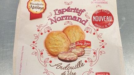BISCUITS A L'ANDOUILLE DE VIRE 100G