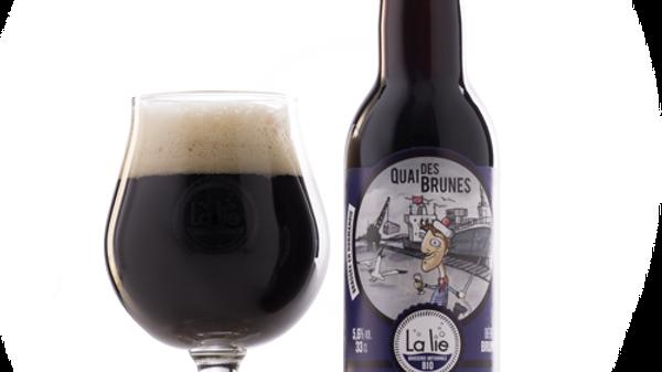 Bière BIO - Quai des brunes 75cl