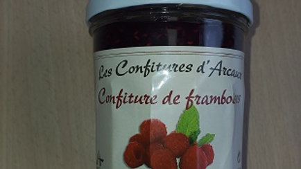 CONFITURE DE FRAMBOISES 300ML