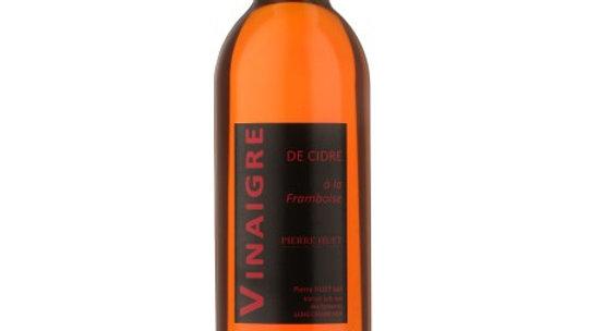 VINAIGRE DE CIDRE A LA FRAMBOISE 50CL