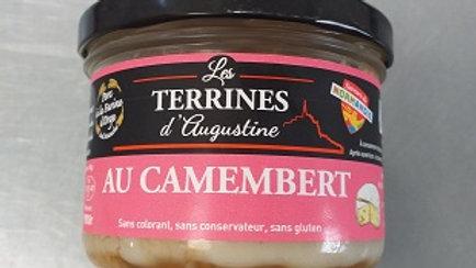 TERRINE AU CAMEMBERT 190G