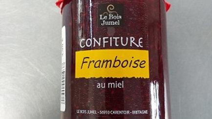 CONFITURE DE FRAMBOISE & MIEL 375G