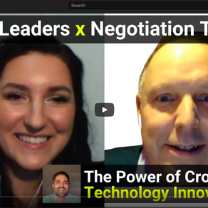 The Power of Cross-Technology Innovation