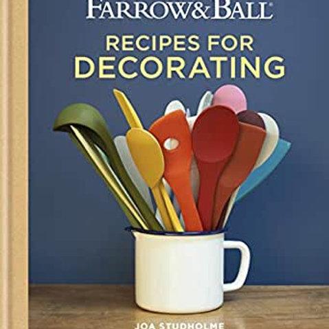 Recipes for decorating - Farrow & Ball's Book