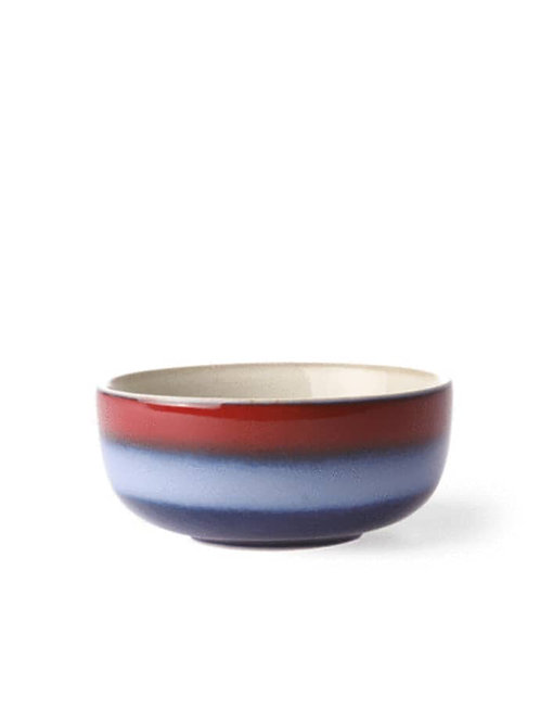 Ciotola in ceramica ,70s Style Small Bowl Air,  HK LIVING ACE6879