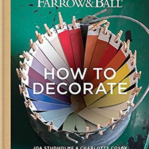 How to decorate - Farrow & Ball's Book