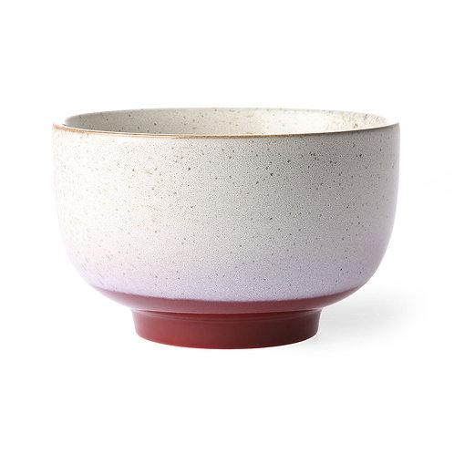 Ciotola 70s ceramics: noodle bowl, frost HK LIVING ACE6875