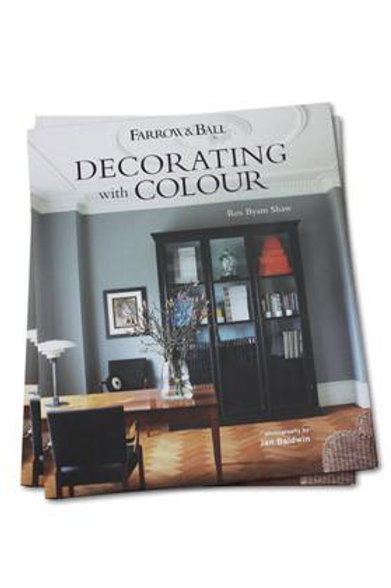 Decorating with Colour - Farrow & Ball's Book