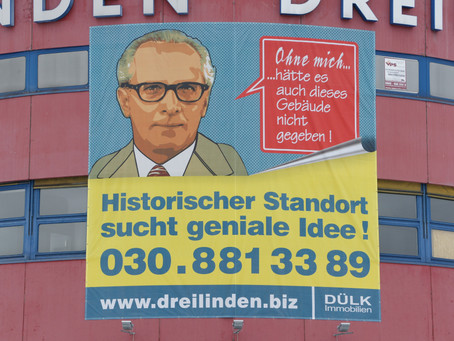 Das war die DDR!