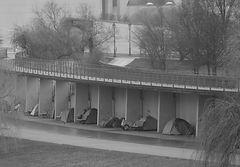 02 Zelte von Obdachlosen im Berliner Reg
