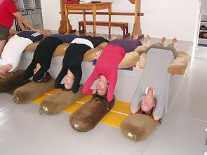 Iyengar Yoga Sequences David Jacobs, Oudtshoorn