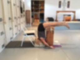 Restorative yoga, david jacobs
