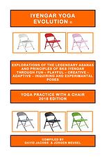 Iyengar Yoga Evolution - CHAIR cover pag