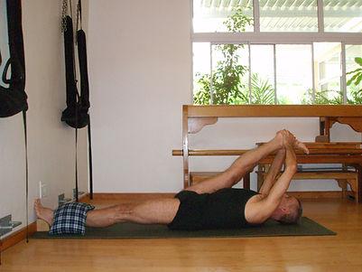 Iyengar Yoga David Jacobs