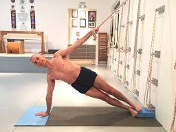 iyengar yoga for men david jacobs