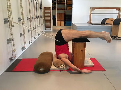 iyengar yoga david jacobs
