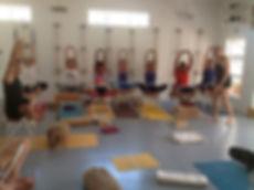 BKS Iyengar Yoga Centre, Oudtshoorn, South Africa