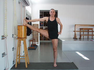 Iyengar Yoga Sequences David