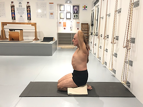 body in motion  beginners workbook for iyengar yoga home
