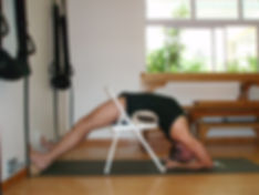 Iyengar Yoga David Jacobs Oudthoorn