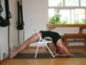 Iyengar Yoga David Jacobs Oudtshoorn
