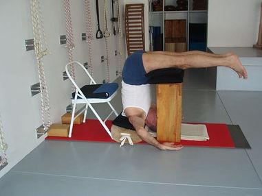 iyengar yoga sequences david jacobs