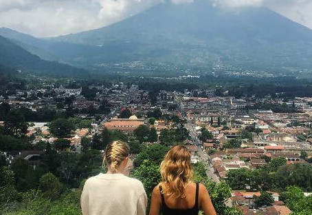 ANTIGUA, THE CITY OF COLOUR AND CULTURE: BACKPACKING AROUND GUATEMALA
