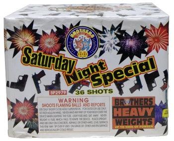 SATURDAY NIGHT SPECIAL - 36 SHOT