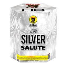 B.C. All Silver Salute