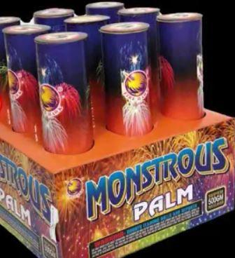 Monstrous Palm