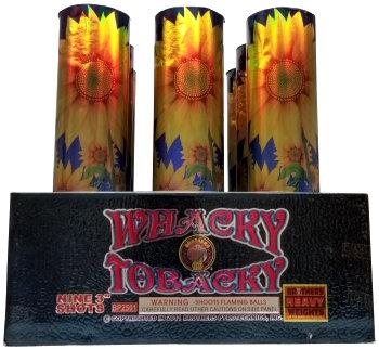 Whacky Tobacky 9 Shot