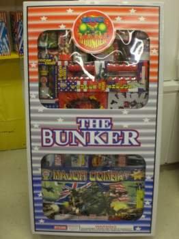 B.T. THE BUNKER NIGHT DISPLAY