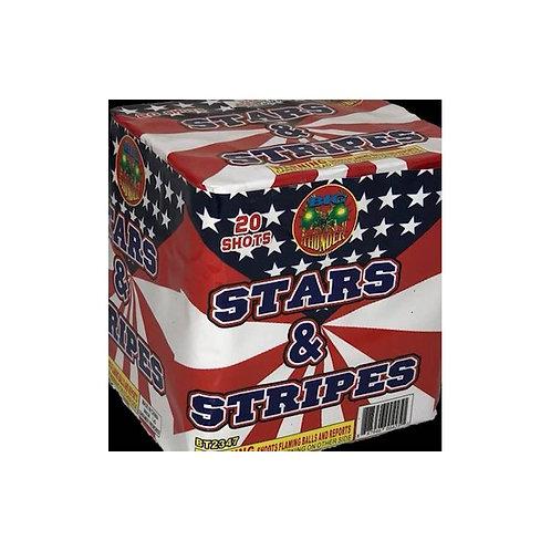 STARS & STRIPES 20 SHOT