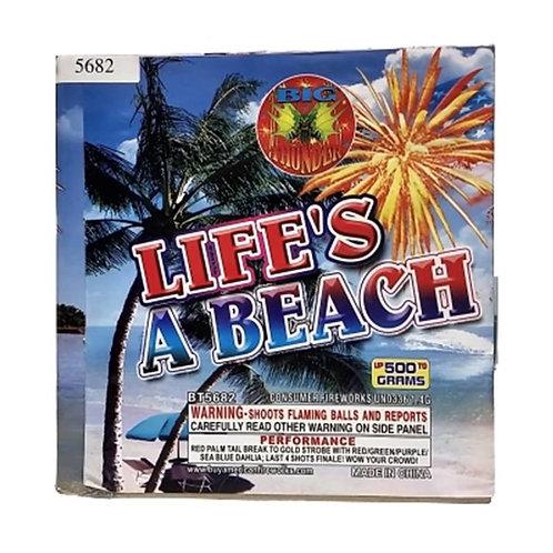 B.T. LIFE'S A BEACH