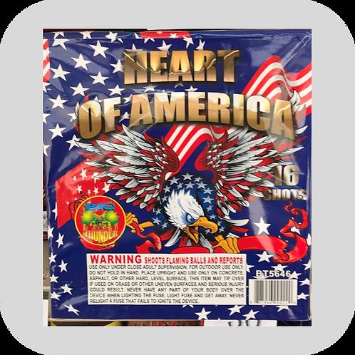 B.T. HEART OF AMERICA