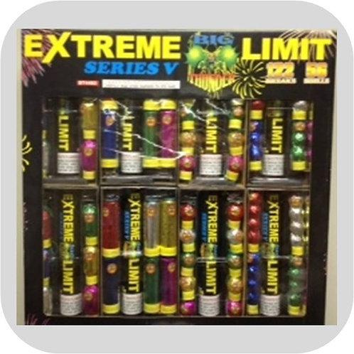 B. T. EXTREME LIMIT ARTILLERY- 56 SHELLS