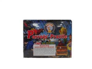 PARROT'S PRATTLE - 36 Shot