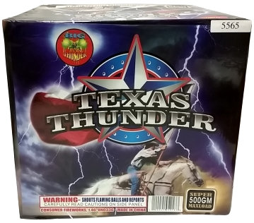 BT Texas Thunder