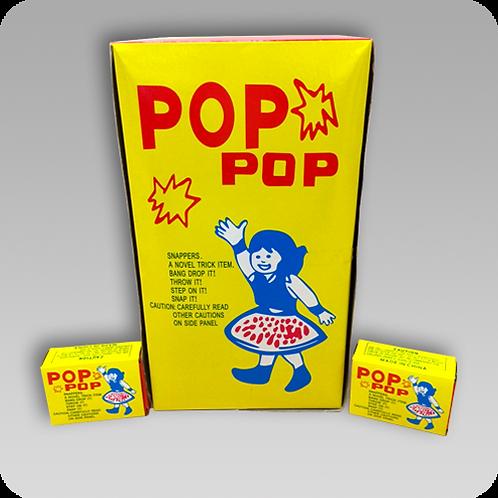 POP POP SNAPS - SMALL