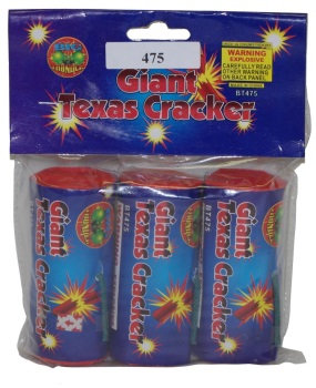 TEXAS GIANT CRACKER