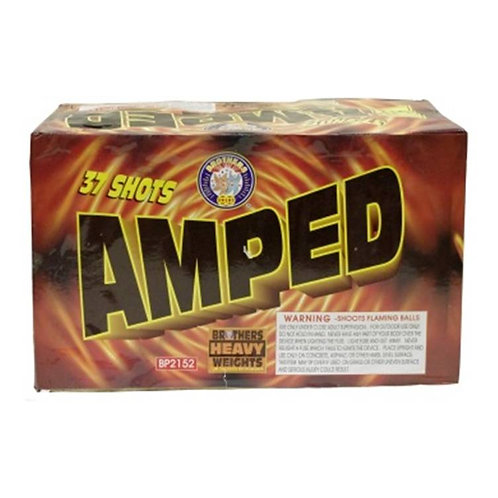 AMPED - 37 SHOT